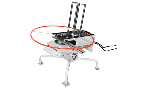 Do-All Outdoors White Wing Automatic Trap Thrower