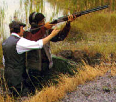 Shoot that grouse