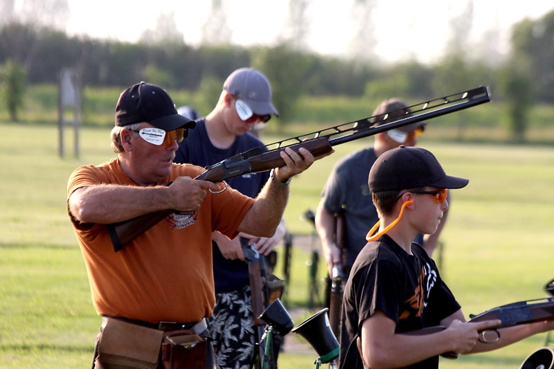 trap shooters blinders