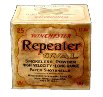 """""""Repeater Oval"""" Smokeless Winchester"""